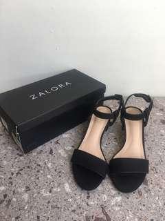 Zalora Block Heel Sandals