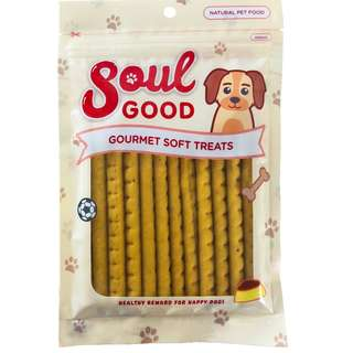 Soul Good soft treats for dogs, 100gm