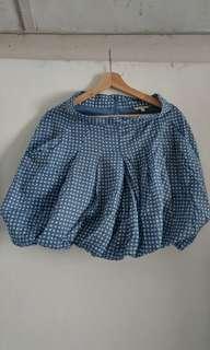 Et cetera Polkadot Skirt