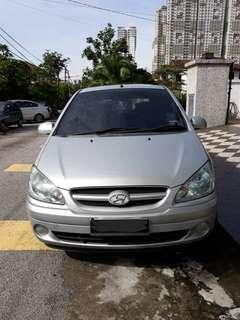 Hyundai Getz 1.4(A) CBU 2006