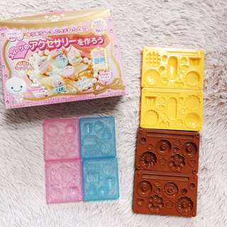 Fuwa Fuwa Air Clay Moulds