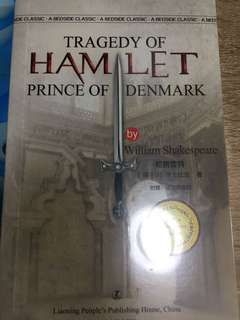 Tragedy of Hamlet , Prince of Denmark