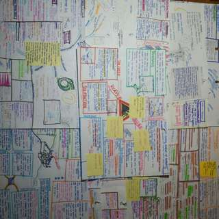 H2 Geography own notes and past year papers