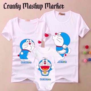 🚚 Family/Couple T-Shirt With Romper (CMM-FCTR)