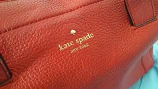Authentic Kate Spade (Orange)