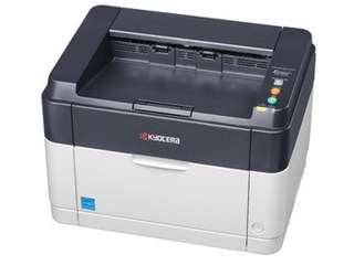 Kyocera mono usb printer, fs1040