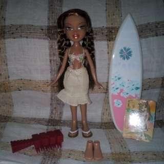 BRATZ Hot Summer Dayz Yasmin Doll