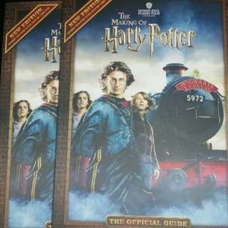 The Making of Harry Potter - Official Guide