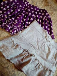 Bundle of skirts for kids/girls
