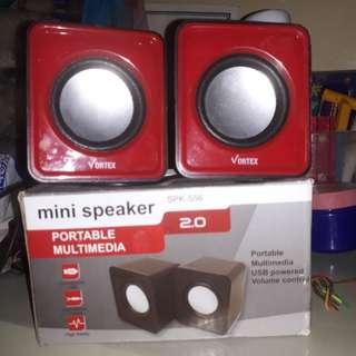 Vortex Mini Speaker