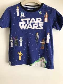Uniqlo 男童Star wars 上衣