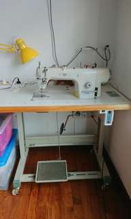 Nisho Industrial Sewing Machine