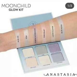 Eyeshadow Anastasia glow kit