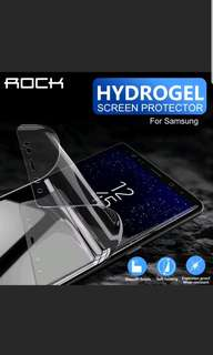 Rock Hydrogel screen protector