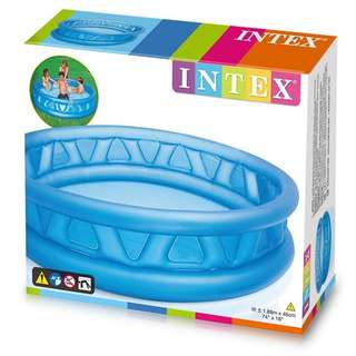 Intex Soft Side Pool #MayRathon