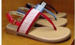 Sandal Teplek ( Batik )