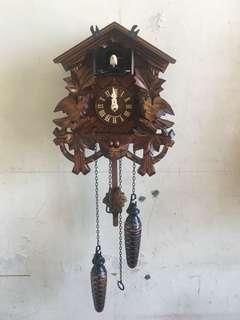 德國製Cuckoo 時鐘