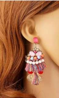 Bohemian Earring (Ready stock)