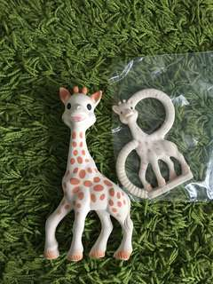 Vullie Giraffe Teether