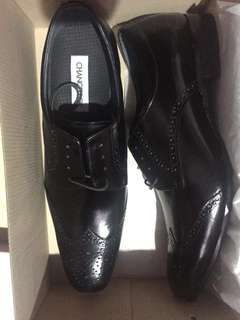 CHANCELLOR LEATHER SHOES