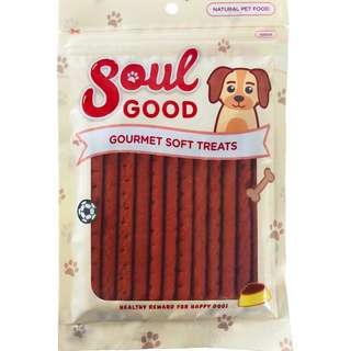 Soul Good soft treats for dogs - carrot, 100gm