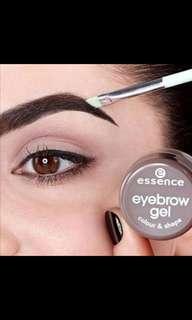 Eyebrow gel essence