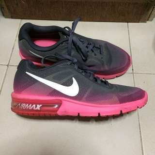 AUTHENTIC NIKE AIR MAX SEQUENT