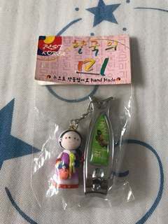 BN Korea Mini Nail Clipper