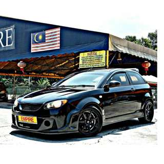 PROTON SATRIA NEO 1.6 ( M ) CPS !! SPORT EDITION !! COMES WITH RB3 BODYKIT MOMO STEERING !! PREMIUM HIGH SPECS !! ( MXX 212 ) 1 CAREFUL OWNER !!