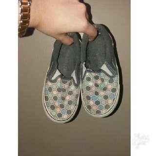 Joe boxer slip on toddlerd shoes