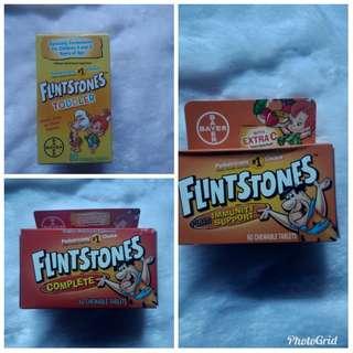 Flinstones vitamins