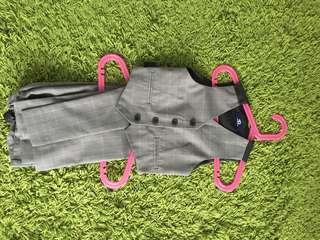 Formal wear for boy