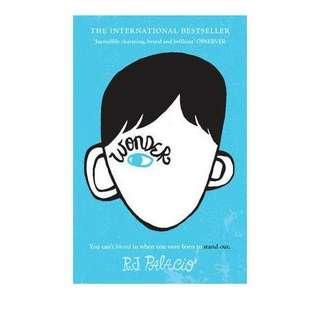 eBook - Wonder by R. J. Palacio