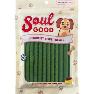 Soul Good soft treats for dogs - vegetable, 100gm