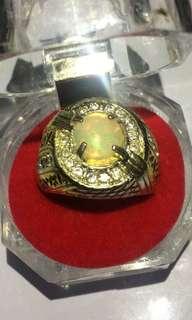 Cincin Kalimaya Kristal