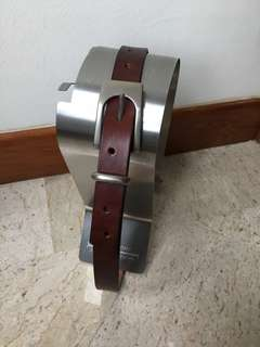 Lady's full Leather Belt $10