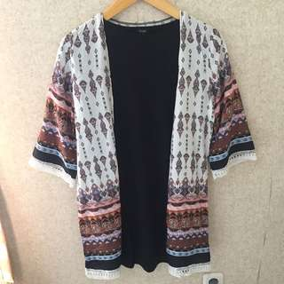 Tribal Kimono Outer
