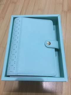 Kikki K Medium Mint Green Personal Planner