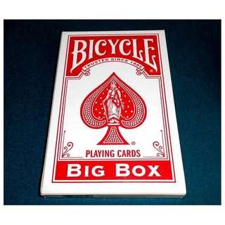 Bicycle Big Box Playing Cards