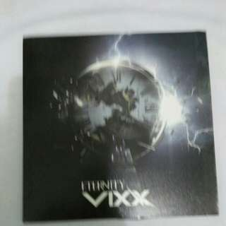 VIXX ETERNITY (KEN CD)