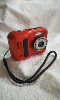 Vintage Kodak EasyShare Sport C123 12 MP Waterproof Digital Camera