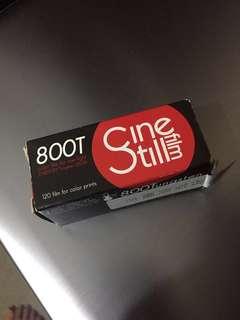 Cinestill Film 800T 120