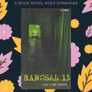 E-BOOK PDF NOVEL BANGSAL 13