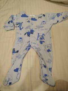 Newborn Sleepsuits