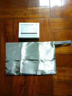 超輕 抗RFID袋 anti RFID bag 防止偷取信用卡資料