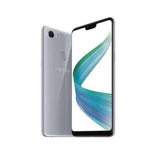 Oppo F7 Smartphone 4/64GB Silver Kredit Mudah