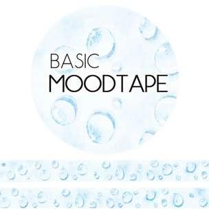 MoodTape MT紙膠帶分裝 (每半米1蚊)