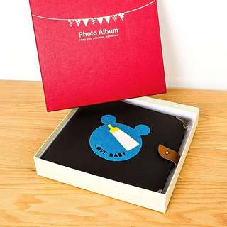 DIY Baby Boy Scrapbook / Album