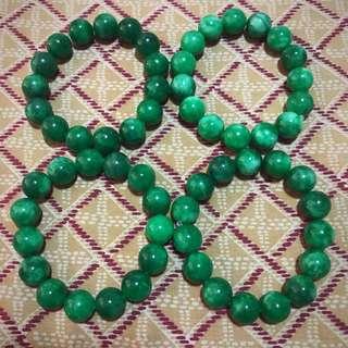Myanmar jade balls