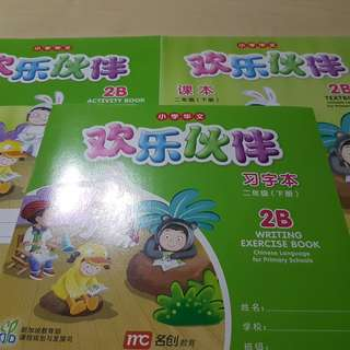 P2Chinese text,activity n writing book
